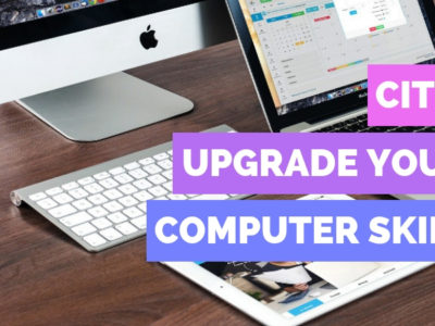 Upgrade Your Computing Skills – 10th September