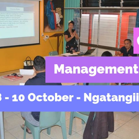 Management Skills 8th – 10th October